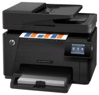 многофункциональное устройство - МФУ Hewlett-Packard LaserJet Pro MFP M177fw