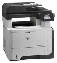 многофункциональное устройство - МФУ Hewlett-Packard LaserJet Pro MFP M521dn