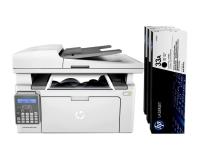 многофункциональное устройство - МФУ Hewlett-Packard LaserJet Ultra M134fn