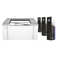 лазерный принтер Hewlett-Packard LJ Ultra M106w
