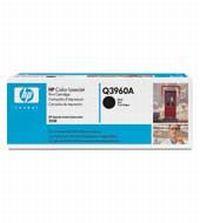 Q3960A картридж Black для Color LaserJet 2550 series
