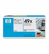 Q5949XD Чёрный картридж HP LaserJet серии 1320/3390/3392