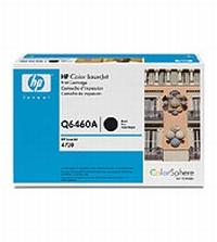 Q6460A Картридж HP CLJ 4730mfp черный, ресурс 12000 страниц