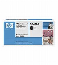 Q6470A Картридж черный для HP LJ 3600/3800/3505