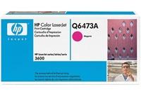 Q6473A Картридж пурпурный для HP LJ 3600