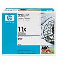 Q6511X картридж HP Black для LaserJet 2410/20/30 (повышенной ёмкости, до 12000