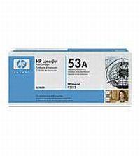 Q7553A Чёрный картридж  для принтеров HP LaserJet серии P2015