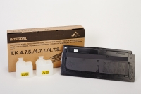 TK-475C Совместимый картридж INTEGRAL для Kyocera FS-6025MFP/6525MFP/6030MFP/6530MFP (ресурс 15000 с.)
