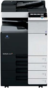 многофункциональное устройство - МФУ Konica Minolta bizhub C308