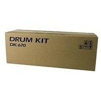 DK-670/2H093013/2H093010/2H093011/2H093012 Блок фотобарабана для Kyocera KM-2540/3040/2560/3060, TASKalfa-300
