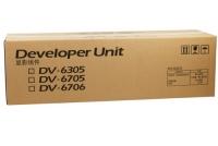 DV-6305/DV-6306 Блок проявки (девелопера) для Kyocera TASKalfa 3500i, 4500i, 5500i
