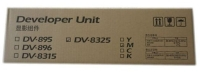 DV-8325M Узел проявки (девелопер) пурпурный для Kyocera TASKalfa 2551ci