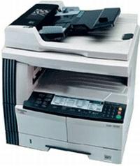 многофункциональное устройство - МФУ Kyocera KM-1620