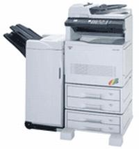 многофункциональное устройство - МФУ Kyocera KM-C830