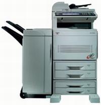 многофункциональное устройство - МФУ Kyocera KM-C850