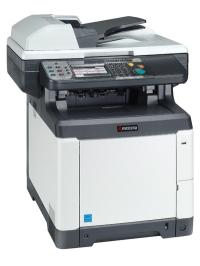 многофункциональное устройство - МФУ Kyocera M6526cidn