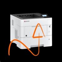 лазерный принтер Kyocera P3145dn