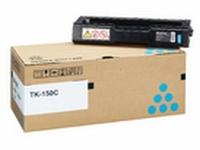 TK-150C (cyan) Синий тонер картридж для Kyocera FS-C1020MFP (ресурс 6'000 c.)