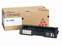 TK-150M (magenta) Пурпурный тонер-картридж для Kyocera FS-C1020MFP (ресурс 6'000 c.)