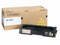TK-150Y (yellow) Желтый тонер картридж для Kyocera FS-C1020MFP (ресурс 6'000 c.)