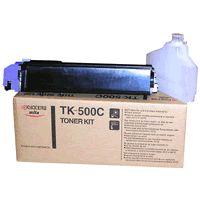 TK-500C (cyan) Тонер картридж синий для Kyocera FS-C5016N (ресурс 8'000 c.)