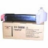 TK-500M (magenta) Тонер картридж пурпурный для Kyocera FS-C5016N (ресурс 8'000 c.)
