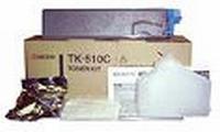 TK-510C (cyan) Тонер картридж синий для Kyocera FS-C5020N/C5025/C5030N (ресурс 8'000 c.)