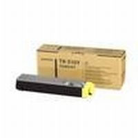TK-510Y (yellow) Тонер картридж желтый для Kyocera FS-C5020N/C5025N/C5030N (ресурс 8'000 c.)