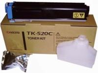TK-520C (cyan) Тонер картридж синий для Kyocera FS-C5015N (ресурс 4'000 c.)