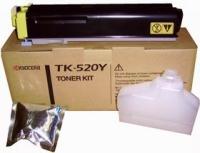 TK-520Y (yellow) Тонер картридж желтый для Kyocera FS-C5015N (ресурс 4'000 c.)