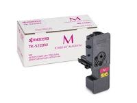 TK-5220M (magenta) Тонер картридж пурпурный для Kyocera P5021cdn(w)/M5521cdn(w) (ресурс 1'200 c.)
