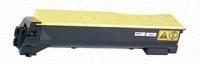TK-540Y (yellow) Тонер картридж желтый для Kyocera FS-C5100DN (ресурс 4'000 c.)