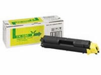 TK-580Y (yellow) Тонер картридж желтый для Kyocera P6021cdn/FS-C5150DN (ресурс 2'800 c.)