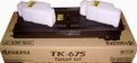 TK-675 Тонер картридж для Kyocera KM-2560/3060 (ресурс 20'000 c.)