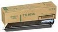 TK-805Y (yellow) желтый тонер картридж для Kyocera KM-C850(D)
