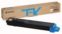 TK-8115C (cyan) Тонер картридж синий для Kyocera FS-C8020/С8025/C8525/C8520MFP (ресурс 6'000 c.)
