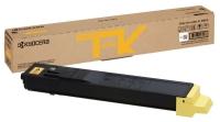 TK-8115Y (yellow) Тонер картридж желтый для Kyocera M8124cidn/M8130cidn (ресурс 6'000 c.)