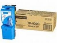 TK-820C (cyan) Тонер картридж синий для Kyocera KM-C8100DN (ресурс 7'000 c.)