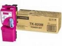 TK-820M (magenta) Тонер картридж пурпурный для Kyocera KM-C8100DN (ресурс 7'000 c.)