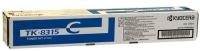 TK-8315C (cyan) Тонер картридж синий для TASKalfa 2550ci (ресурс 6'000 c.)