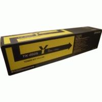 TK-8505Y (yellow) Тонер картридж желтый для TASKalfa 4550ci/4551ci/5550ci/5551ci (ресурс 20'000 c.)
