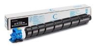 TK-8800C (cyan) Тонер картридж голубой для Kyocera P8060cdn (ресурс 20'000 c.)
