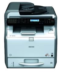 многофункциональное устройство - МФУ Ricoh Aficio SP 3610SF