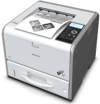 лазерный принтер Ricoh Aficio SP 4510DN