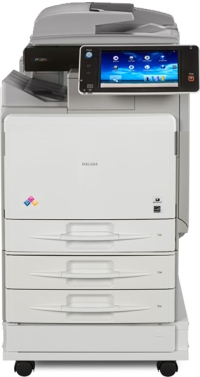 Ricoh MP C401ZSP