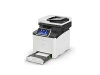 многофункциональное устройство - МФУ Ricoh Цветное светодиодное 4в1 МФУ  SP C360SFNw