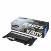 CLT-K407S Картридж черный для Samsung CLP-320/325/CLX-3185