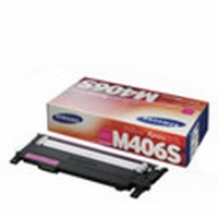 CLT-M406S Картридж пурпурный для Samsung CLP-360/365/365W/CLX-3300/3305/3305W/3305FN/3300FW, SL-C410W, SL-C406W/C406FW