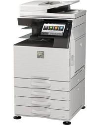 многофункциональное устройство - МФУ Sharp MX-3551EU