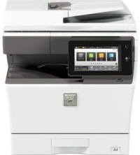 многофункциональное устройство - МФУ Sharp MX-C304WEU